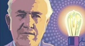 قصة كفاح توماس أديسون