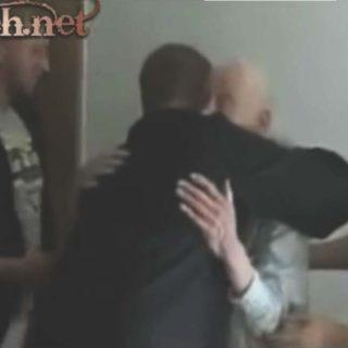 رجل عمره 91 عاما يتحول من النصرانية إلى الإسلام